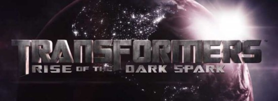 Transformers The Dark Spark Banner Transformers: The Dark Spark   Review Round Up