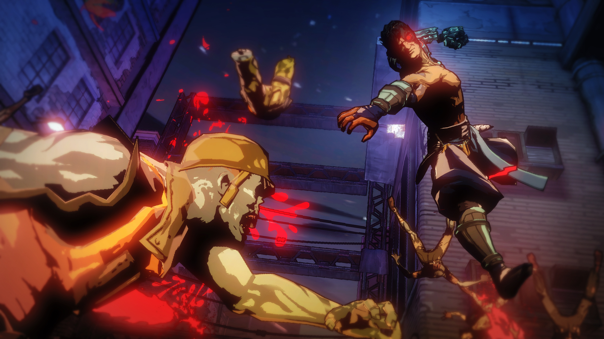 Yaiba Test Screenshot 02 Review: Yaiba: Ninja Gaiden Z   Ninja Action im Test