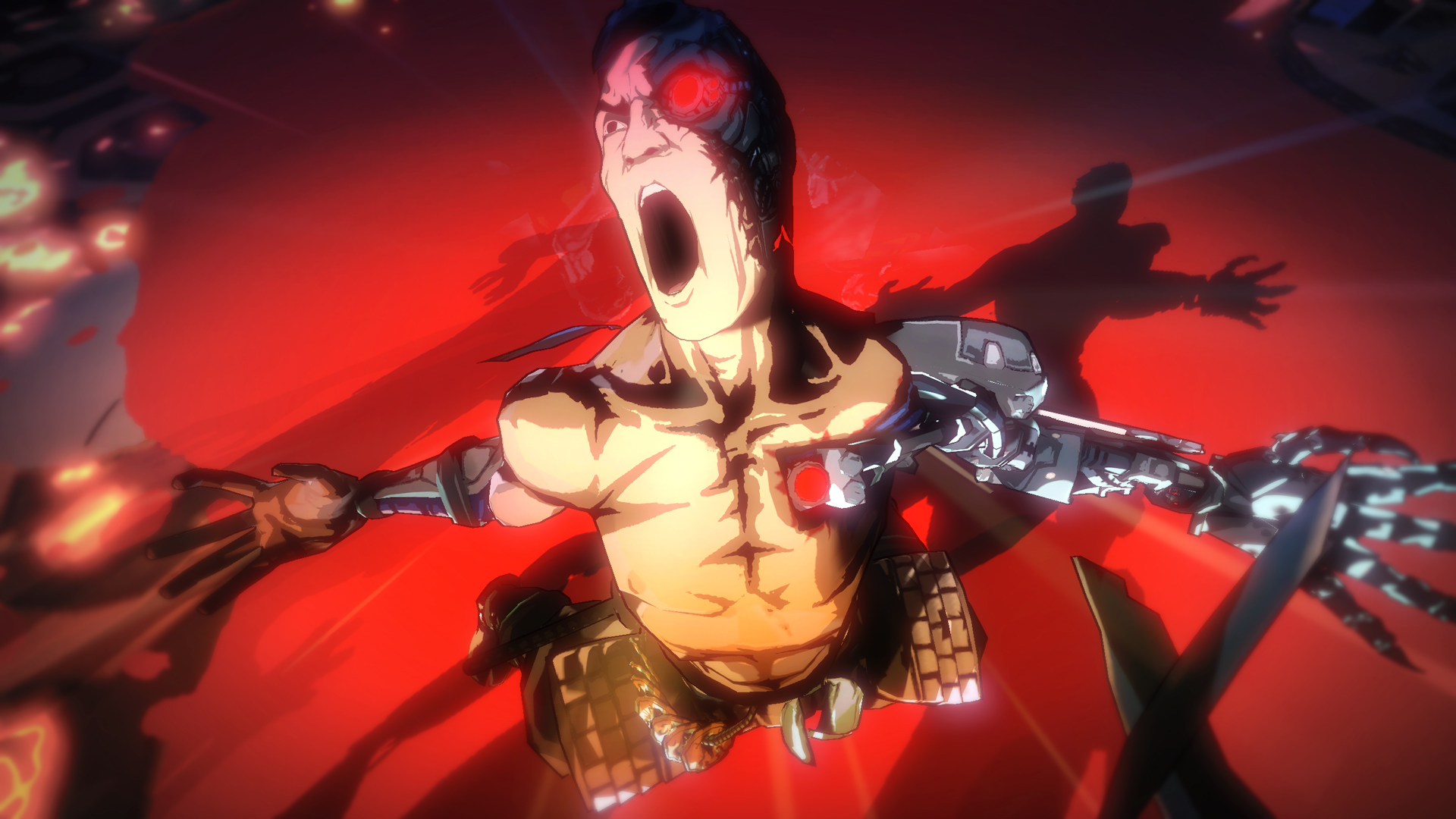 Yaiba Test Screenshot 04 Review: Yaiba: Ninja Gaiden Z   Ninja Action im Test