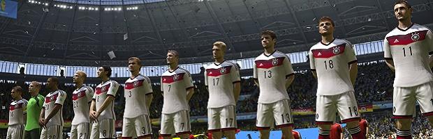 FIFAWorldCup2014 Xbox360 PS3 Germany teamlineup Logo Ausblick auf FIFA 15