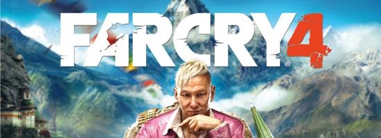 Far Cry 4 Banner Ubisoft gibt Comic Con Line Up mit Far Cry 4, The Crew und mehr bekannt