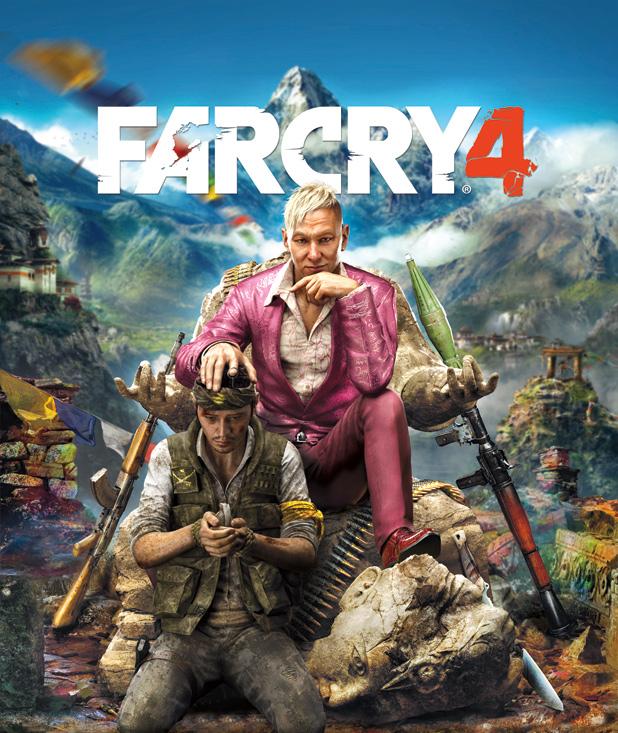 Far Cry 4 Far Cry 4   Offiziell mit ersten Details angekündigt