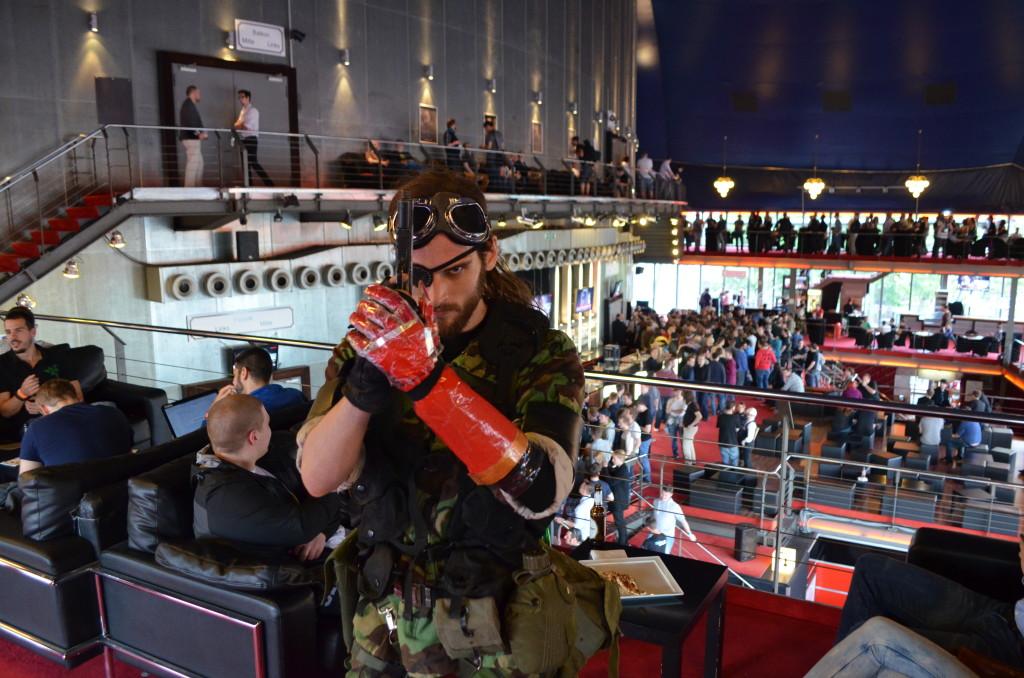DSC 0027 1024x678 Metal Gear Solid V: The Phantom Pain   Eindrücke von der Pre Show in Köln & Vorbestellung bei Amazon